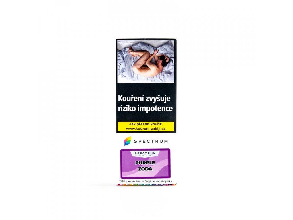 5546 tabak spectrum classic purple zoda 100 g