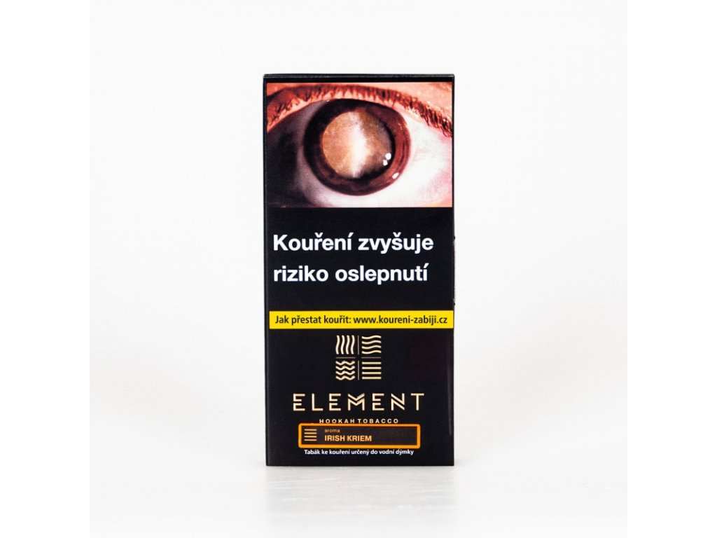 5843 tabak element earth irish kriem 40 g