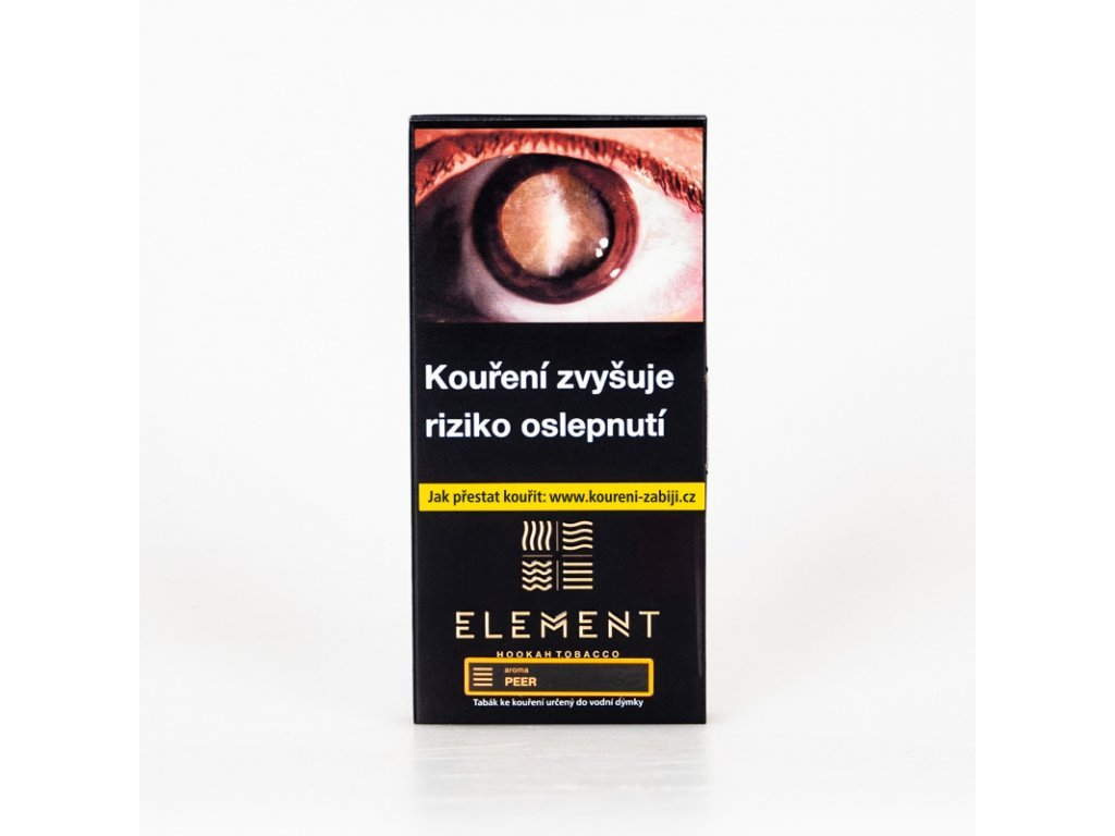 5852 tabak element earth peer 40 g