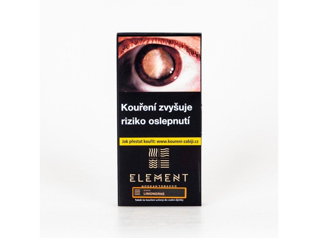 5861 tabak element earth limongras 40 g