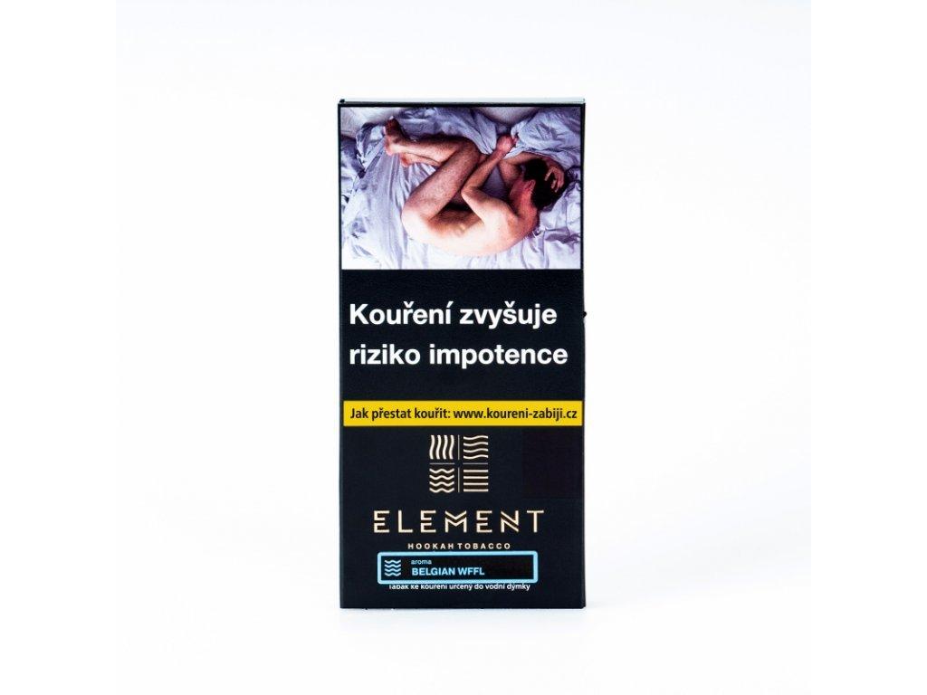 5879 tabak element water belgian wffl 40 g