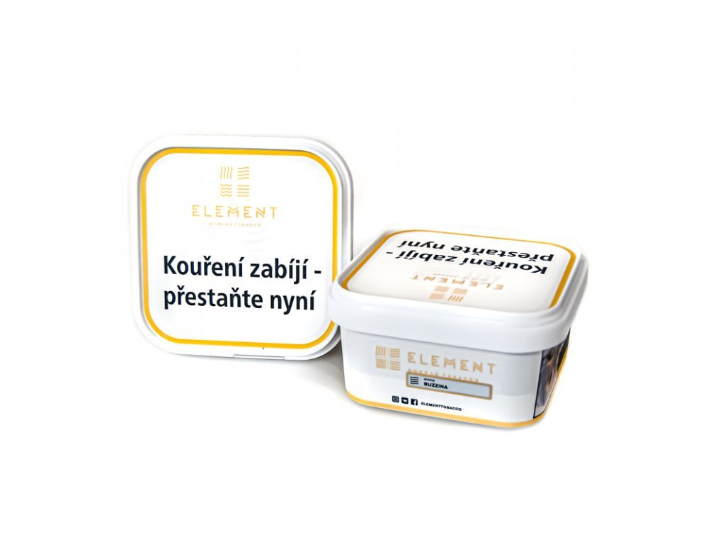 6488 tabak element air buzzina 200 g