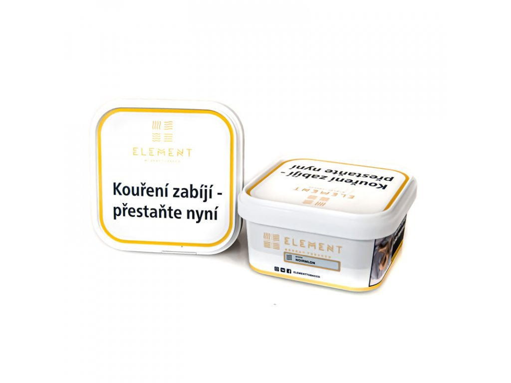 6497 tabak element air noirmlon 200 g