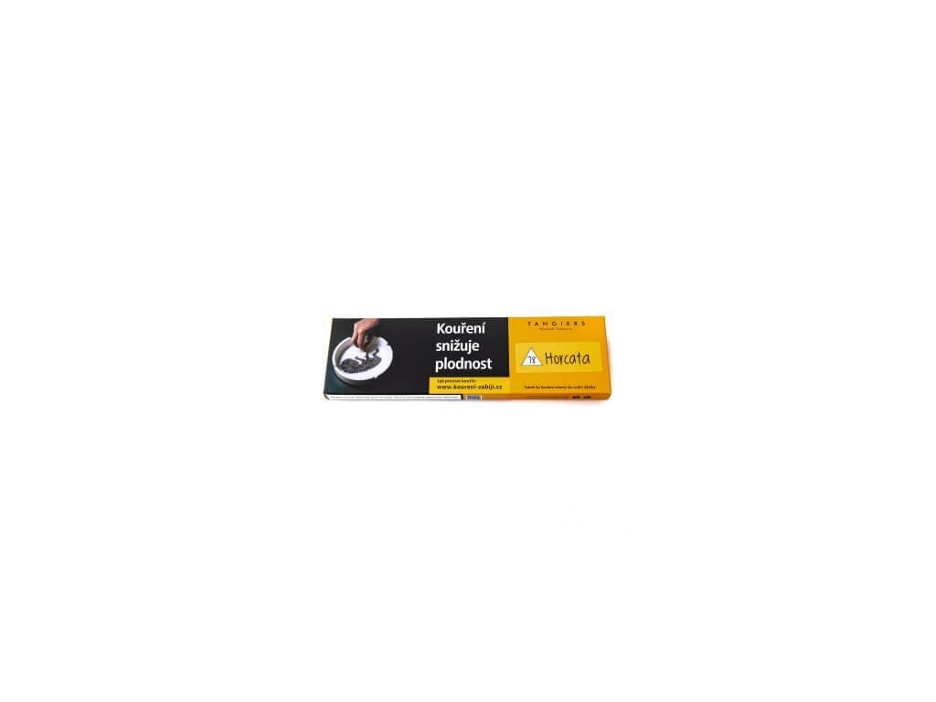 6554 tabak tangiers noir horcata 100 g