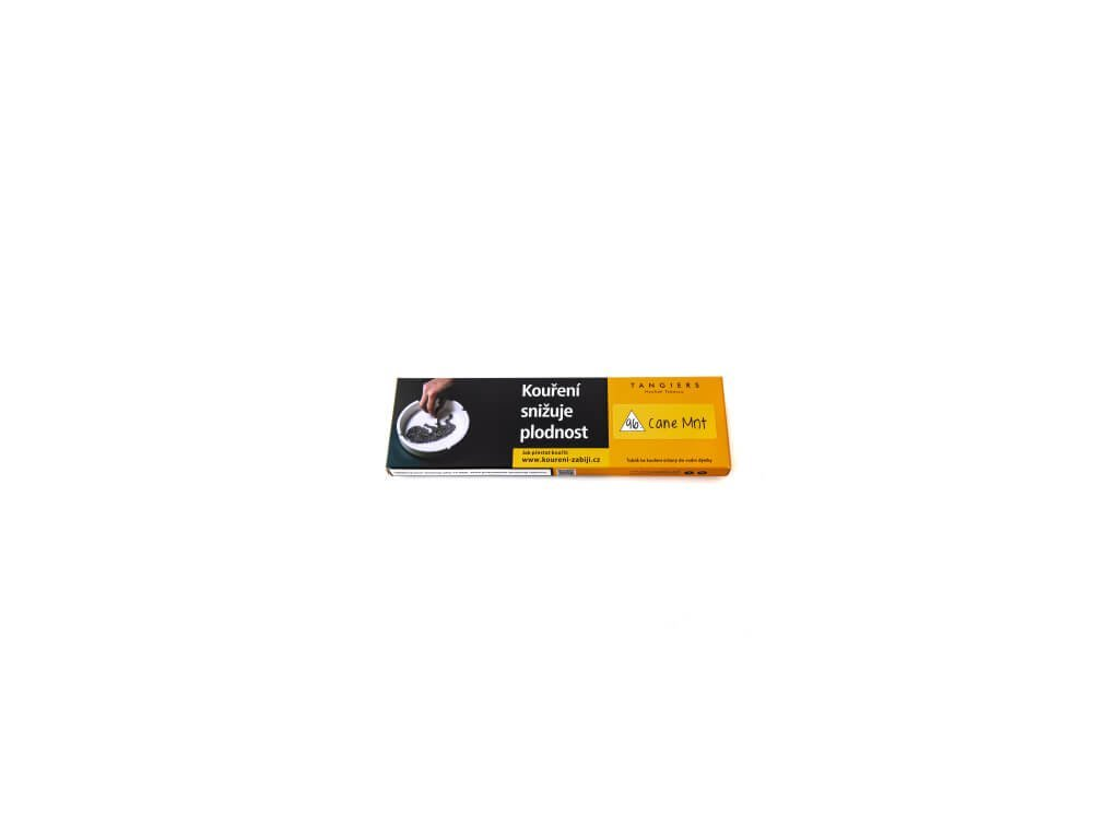 6551 tabak tangiers noir cane mnt 100 g