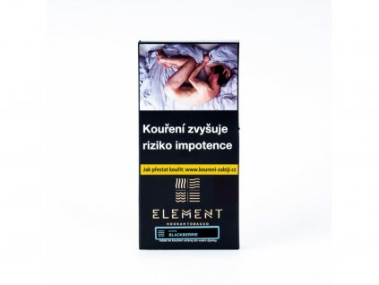 5945 tabak element water blackberrie 40 g