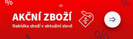 Akční zboží, nabídky zboží v aktuální slevě, výprodej | CZECHMANIA.CZ