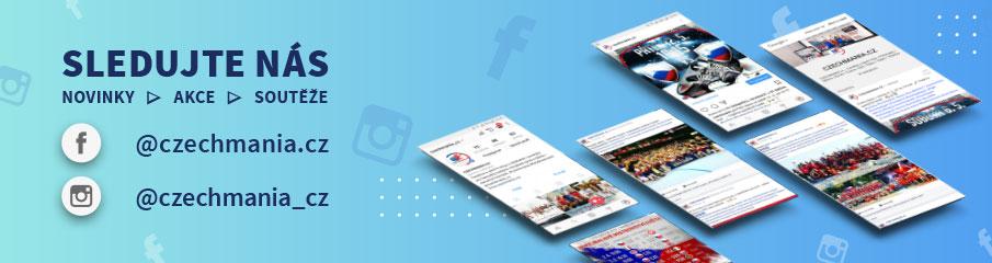 Sledujte nás na sociálních sítích. Novinky, akce, slevy na facebooku.