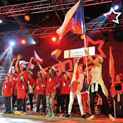 Taneční skupina E. M. Dancers Břeclav