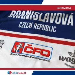 Česká reprezentace ve stolním fotbale