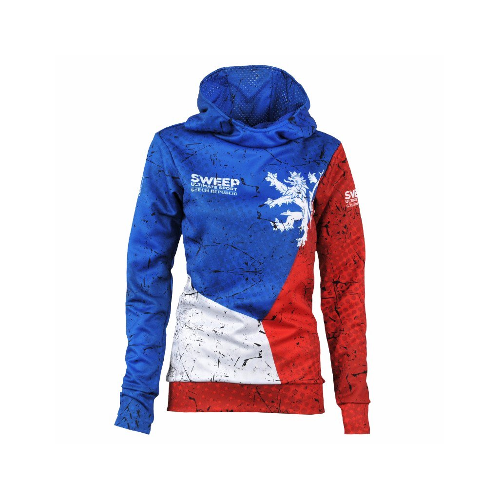 hoodie woman utsport cr lev tri