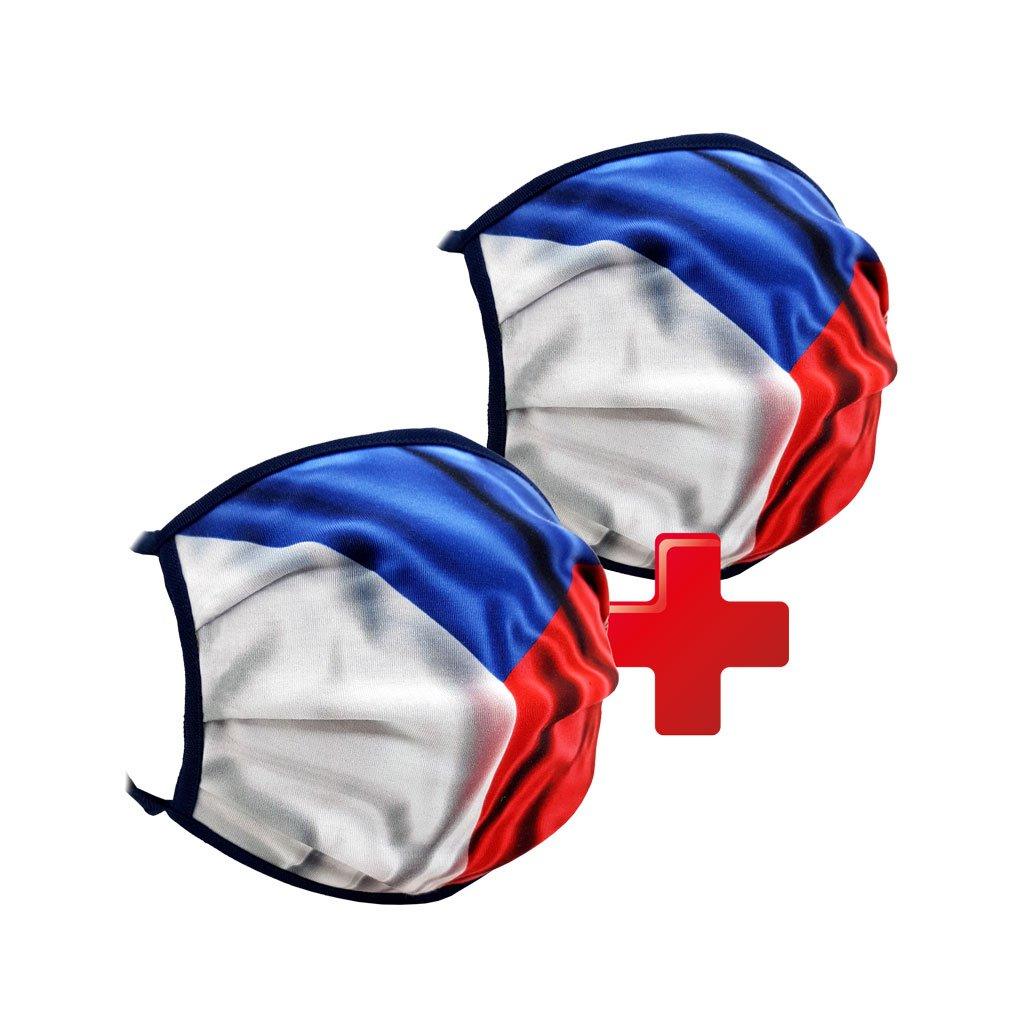 rouska vlajka akce2+2