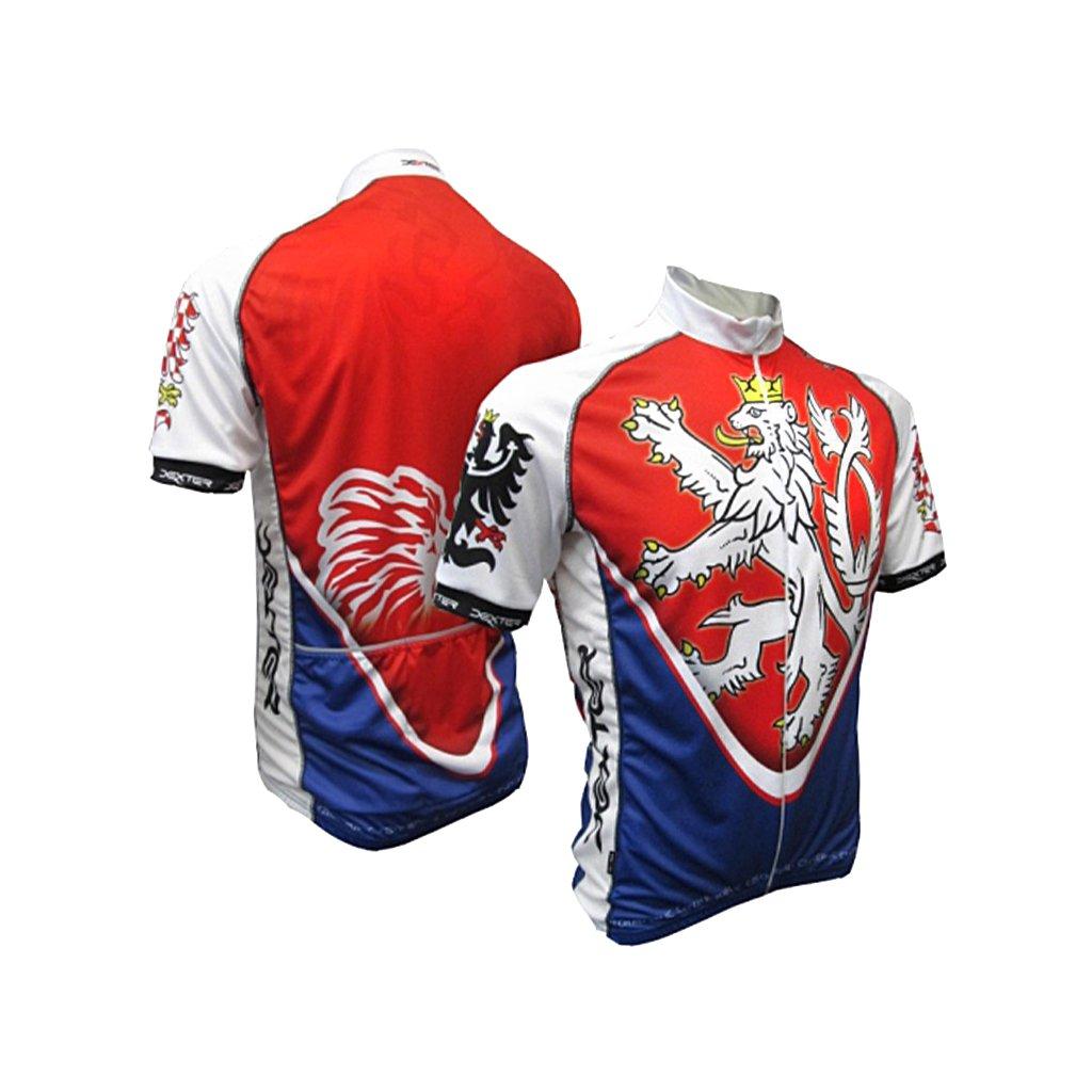 cycling jersey patriot race