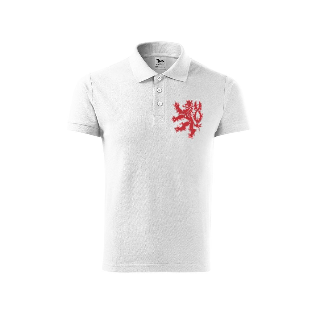 polo man white lion