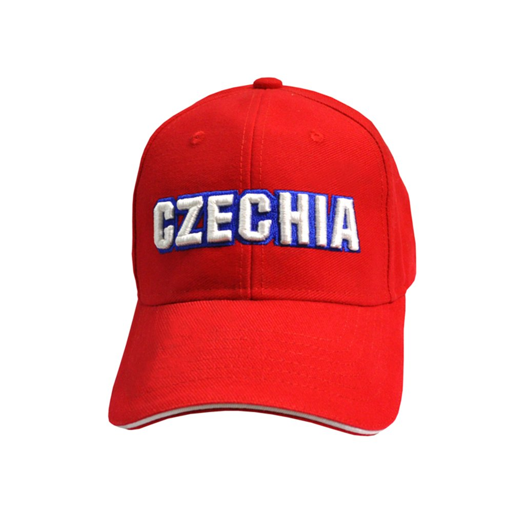 cap czechia red
