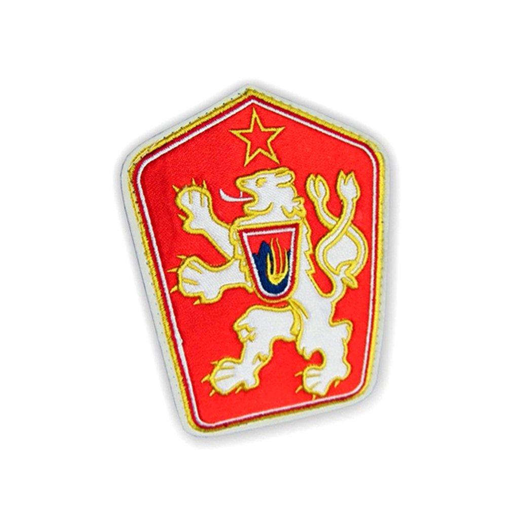 Nášivka znaku ČSSR 75 x 95 mm