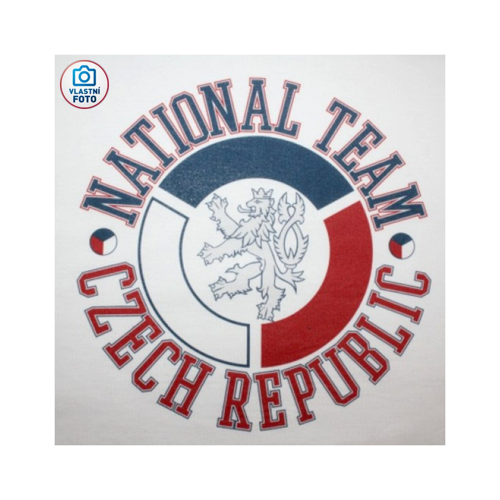... bílé · Tričko NATIONAL TEAM – pánské 551cd9ef952