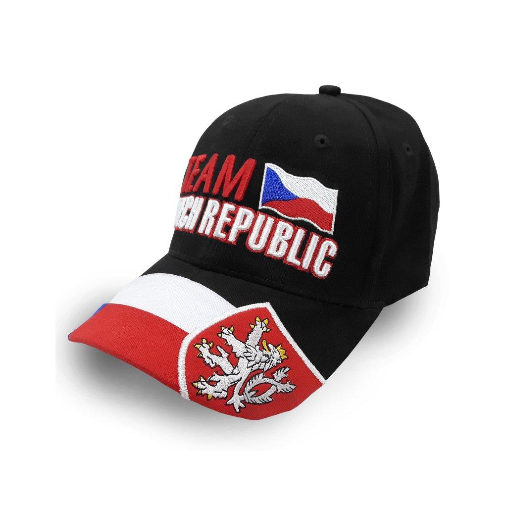 cap TEAM CZECH REPUBLIC black