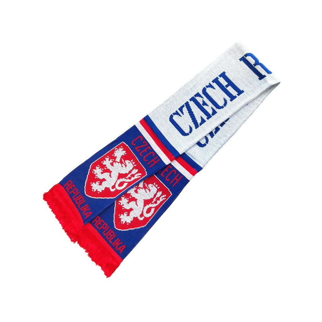 Šála CZECH REPUBLIC – hokejová CZ