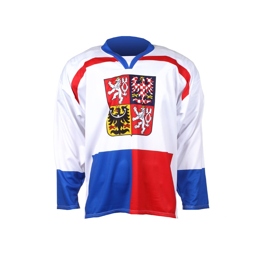 hockey jersey nagano white back