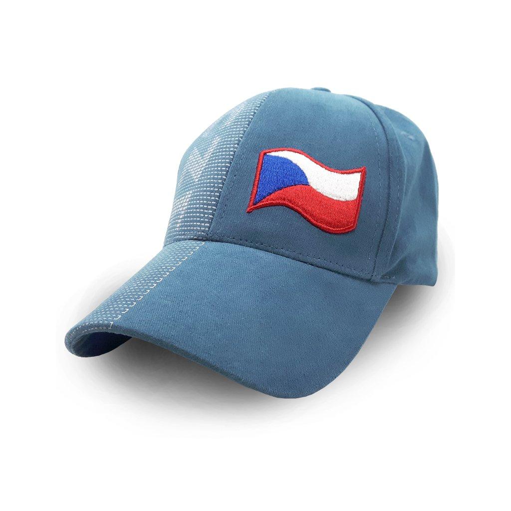 lightblue cap czech front