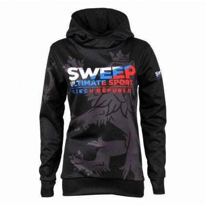 hoodie woman utgym cr black