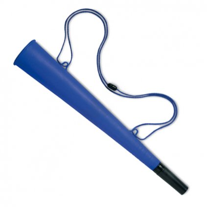 blue fan tube