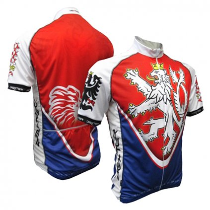 cycling jersey patriot race