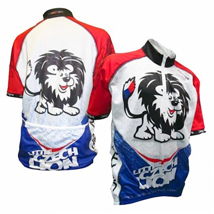 cycling jersey lionet