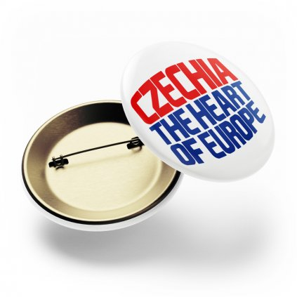 placka CZECHIA eu1