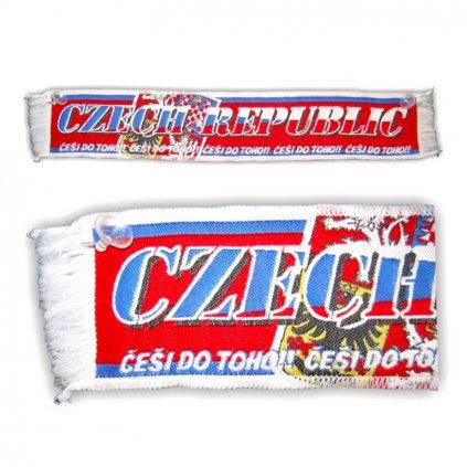 Minišála CZECH tkaná s přísavkou