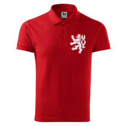 polo man red lion