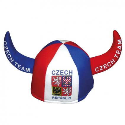 czech hat with horns