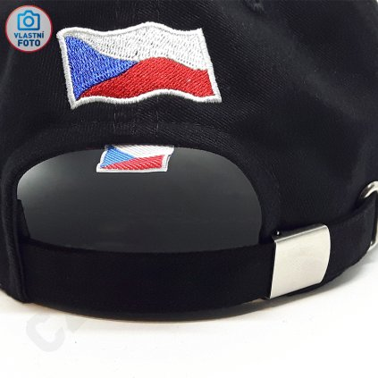 cap TEAM CZECH REPUBLIC black