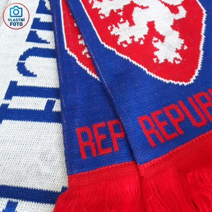 scarf czech republic icehockey