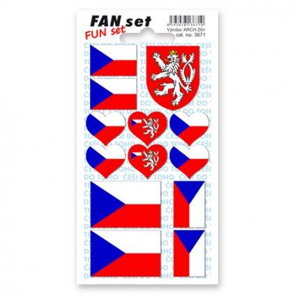 stickers cz
