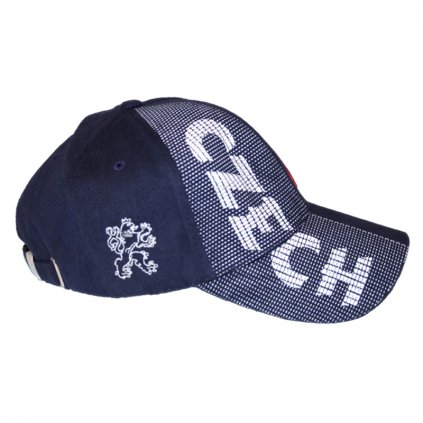 blue cap czech