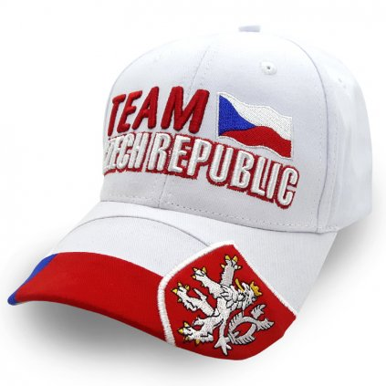 cap TEAM CZECH REPUBLIC white