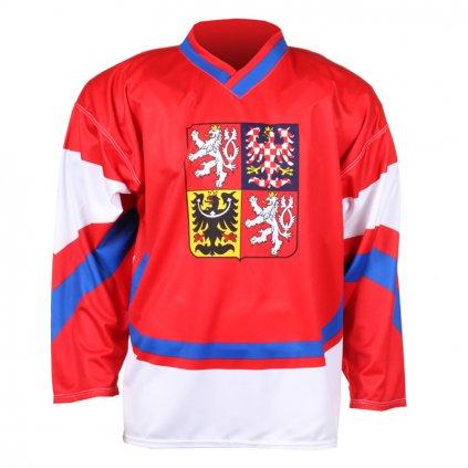 hockey jersey slovensko2011 red