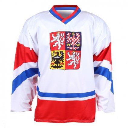 hockey jersey slovensko2011 white