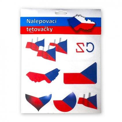 Tetovací obtisky vlajky