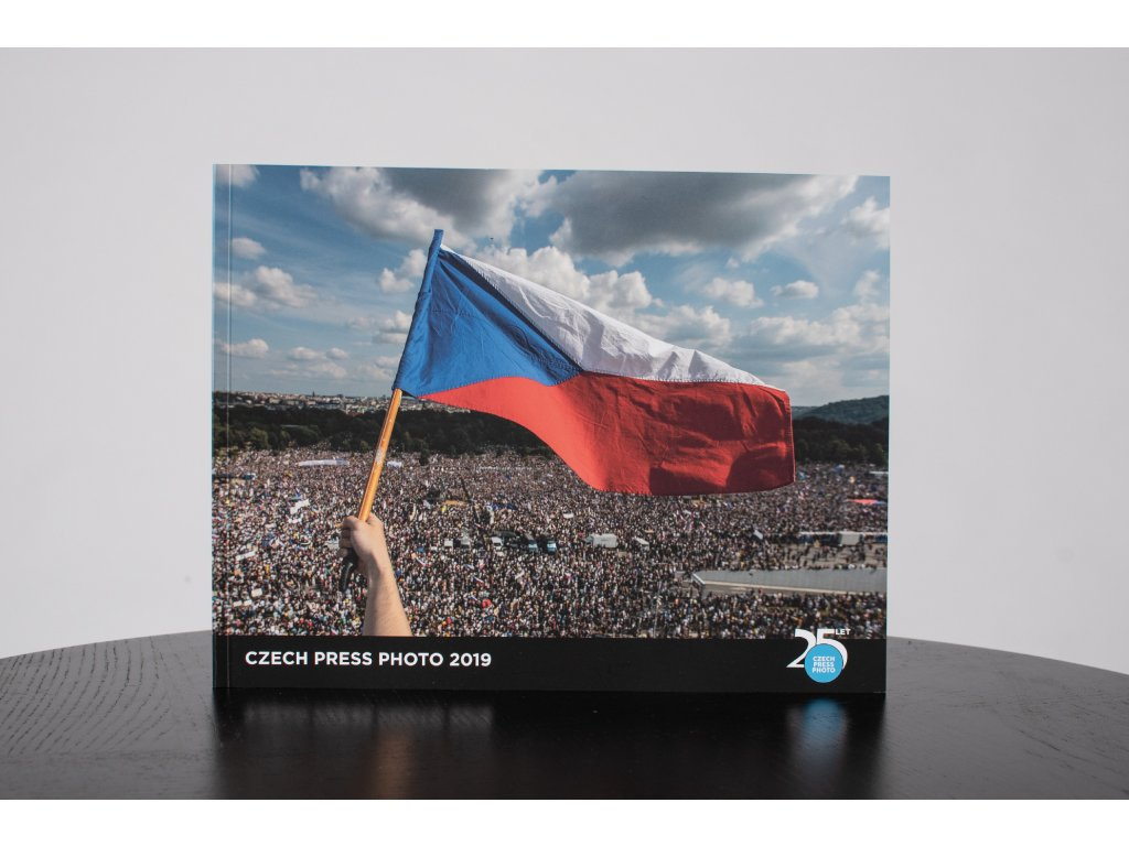 Czech Photo Kniha Novinka Czech Press Photo Katalog 2019