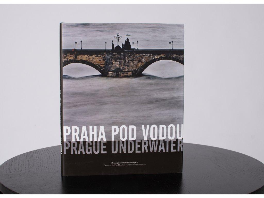 Czech Photo Kniha Novinka Czech Pres Photo Praha Pod Vodou