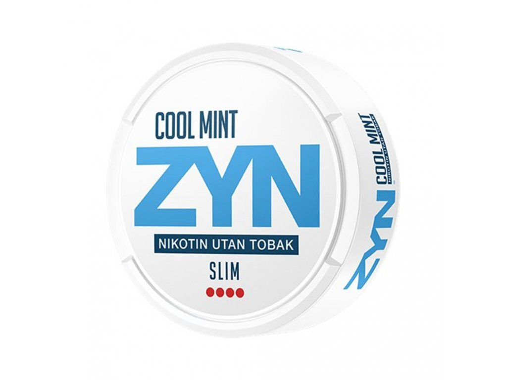 ZYN Slim Cool Mint Strong