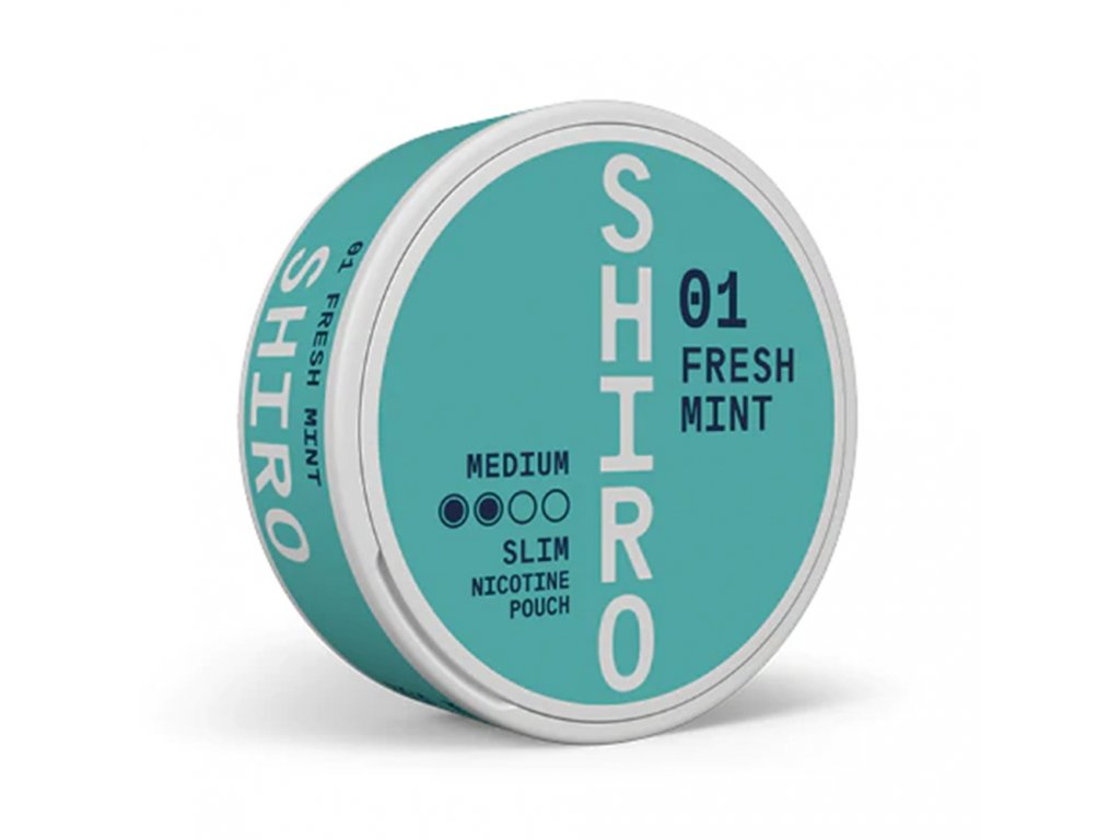 SHIRO FRESH MINT SLIM