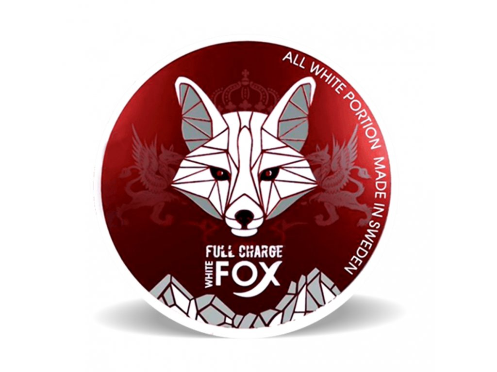 WHITE FOX FULL CHARGE stín