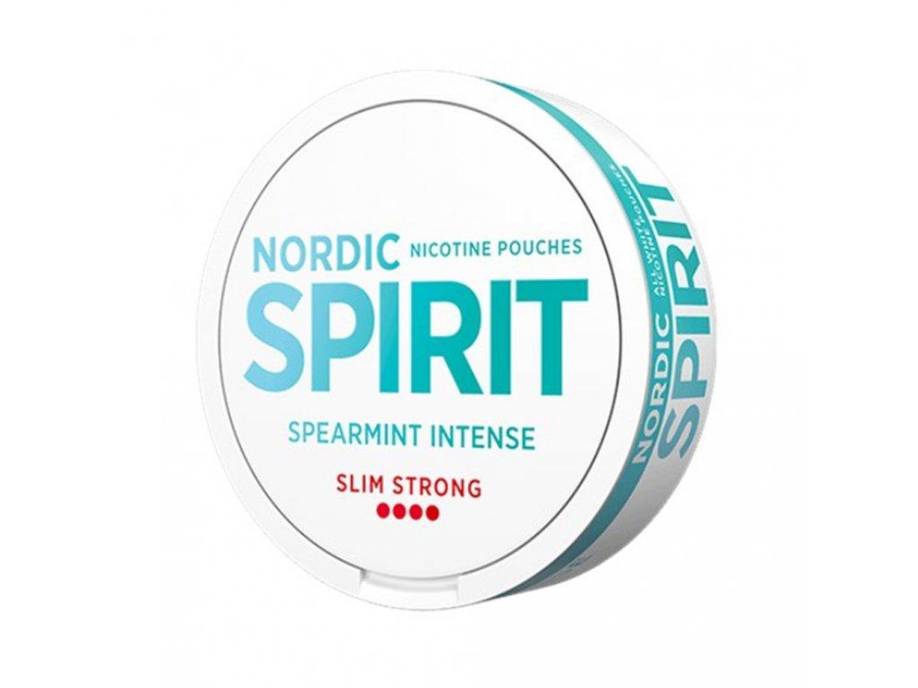 NORDIC SPIRIT, SPEARMINT INTENSE STRONG