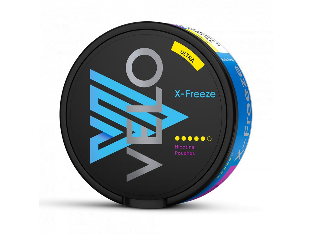 Velo X freeze Ultra Strong 15mg