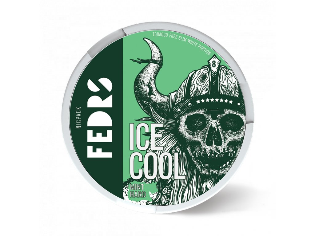 FEDRS ICE COOL MINT HARD 1 stín