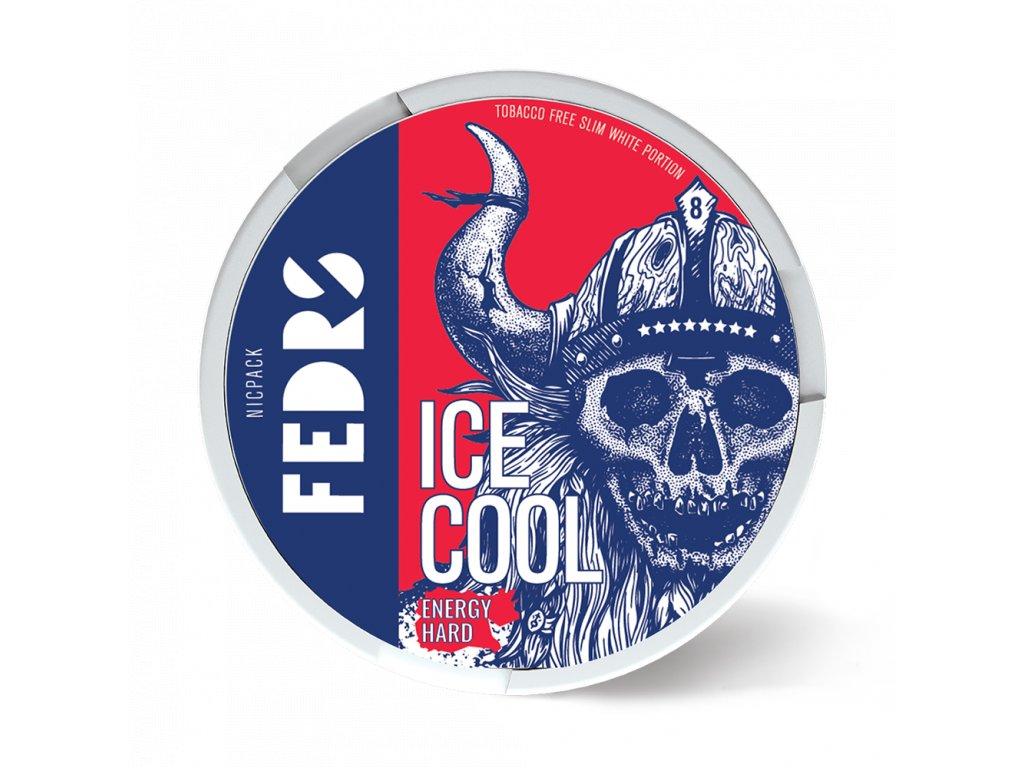 FEDRS ICE COOL ENERGY HARD 1 stín